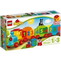 Lego DUPLO számvonat