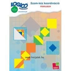 Logico Piccolo-Szem-kéz koordináció: Alakzatok