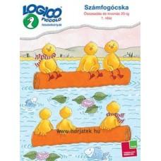 Logico Piccolo-Számfogócska: Összeadás és kivonás 20-ig 1. rész