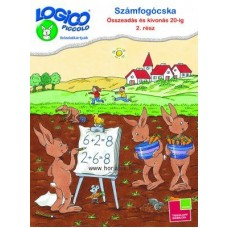 Logico Piccolo-Számfogócska: Összeadás és kivonás 20-ig 2. rész