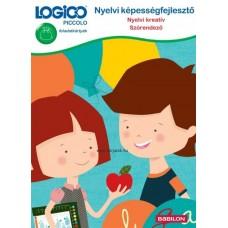 Logico Piccolo-Szórend, Nyelvi kreatív