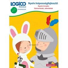 Logico Piccolo-Szinonimák, ellentétek