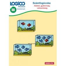 Logico Piccolo-Számfogócska: Adatok, gyakoriság, valószínűség