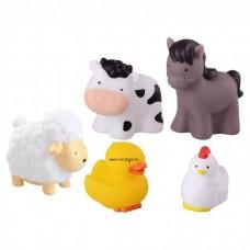 Farm állatfigura készlet