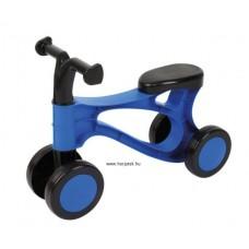 Bébi kismotor, kék-fekete