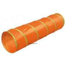 Bújócskacső, Játszóalagút - narancs, 180 cm