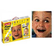 Quercetti: Fotó Pixel Art 6400 db-os - Pötyi készlet