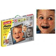 Quercetti: Fotó Pixel Art 14800 db-os - Pötyi készlet