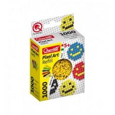 Quercetti: Pixel tüske - sárga