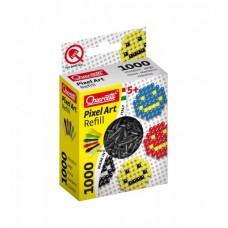 Quercetti: Pixel tüske - fekete