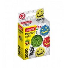 Quercetti: Pixel tüske - zöld