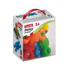 Quercetti: Bébi pattintós játék - mackók 10 db-os
