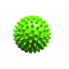 Tüskelabda 7 cm - zöld