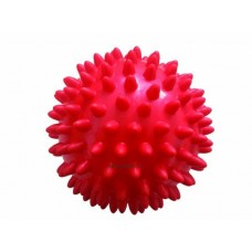 Tüskelabda 9 cm - piros