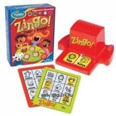 Zingo-magyar kiadás