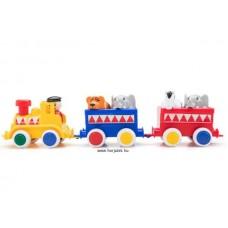 Cirkuszi vonat