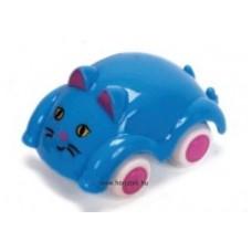 Vidám autók - Cica, gyerek