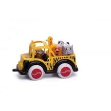 Szafari autó