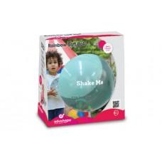 Csörgő-zörgő szivárványlabda
