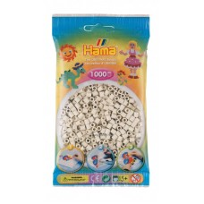 Hama vasalható gyöngy - 1000 db-os kőfehér színű Midi