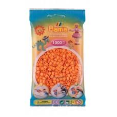 Hama vasalható gyöngy - 1000 db-os barack színű Midi