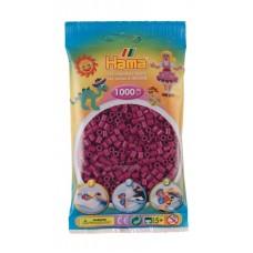 Hama vasalható gyöngy - 1000 db-os szilva színű Midi