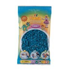 Hama vasalható gyöngy - 1000 db-os petrollkák színű Midi