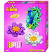 Hama Ajándékdoboz - 3D Páva - Midi