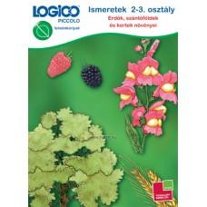 Logico Piccolo-Erdők, szántóföldek és a kertek növényei