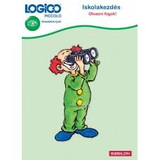 Logico Piccolo-Olvasni fogok!