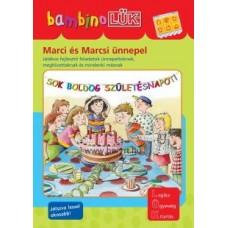 LB-Marci és Marcsi ünnepel