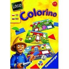 Logo Colorino-Színek és formák