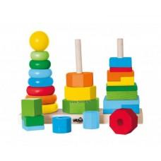 Montessori torony