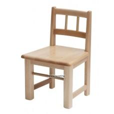 Dani szék, 26 cm magas, natúr